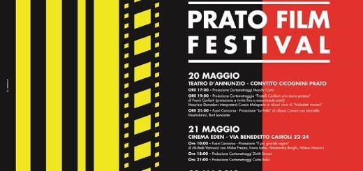 PRATO FILM FESTIVAL locandina rossa (1)