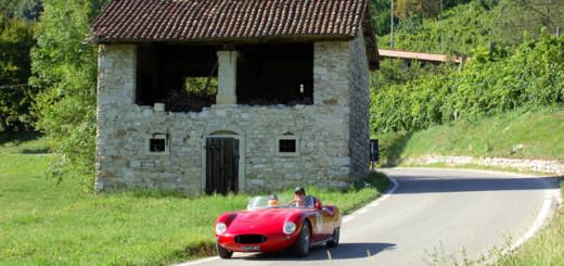 OSCA-Maserati-750 del 1957
